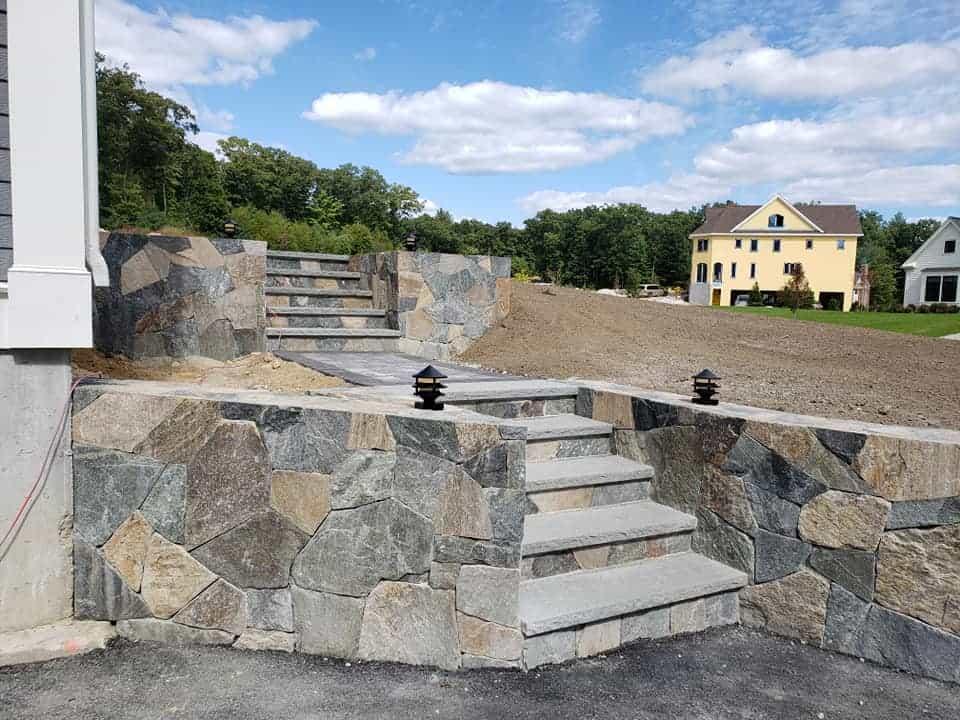 Stone Stairs 1